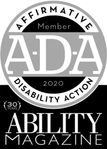 A-D-A Affirmative Disability Action